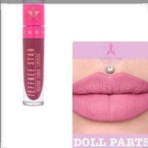 Jeffree Star Velour Liquid Lipstick Doll Parts